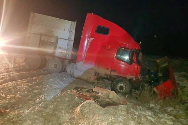 Под Каменском-Уральским в ДТП погиб участковый полиции...