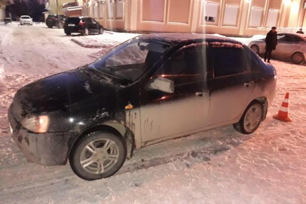 В Каменске-Уральском в ДТП опять пострадал ребенок...